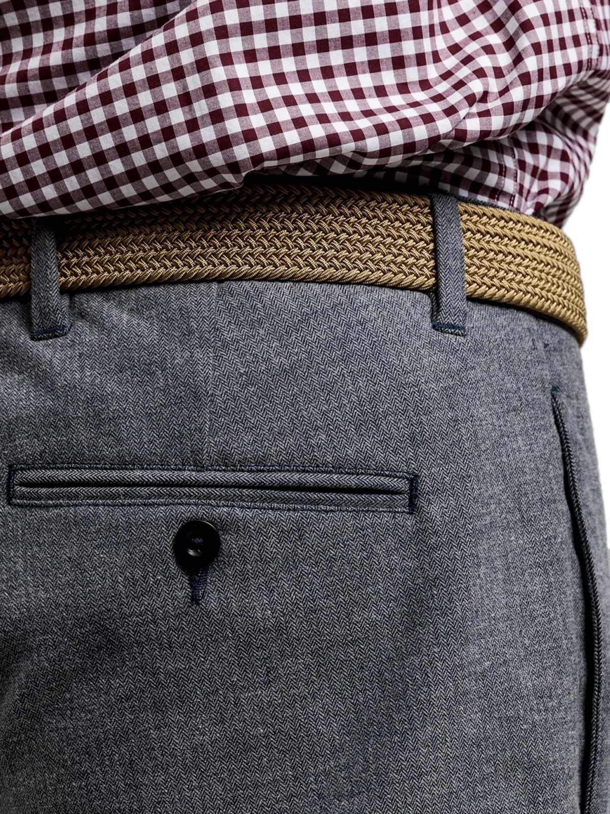 Immagine di Gant | Trousers D1. Slim Herringbone Pant