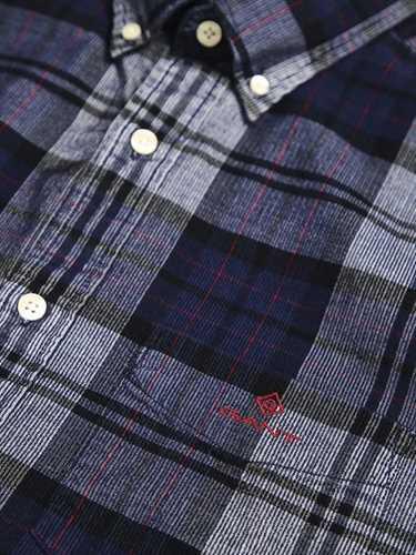 Immagine di Gant   Camicie D2. Corderoy Tartan Reg Bd