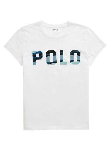 Picture of POLO RALPH LAUREN | Women's Beaded Polo T-shirt