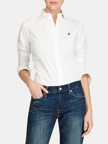 Picture of POLO RALPH LAUREN | Women's Slim Fit Poplin Shirt