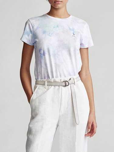 Immagine di POLO RALPH LAUREN | T-shirt Donna Tie-Dye