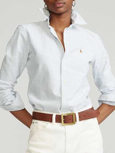 Immagine di POLO RALPH LAUREN | Camicia Donna Oxford Slim Fit