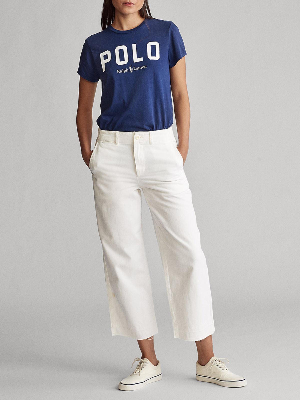 Picture of POLO RALPH LAUREN | Women's Polo Cotton T-shirt