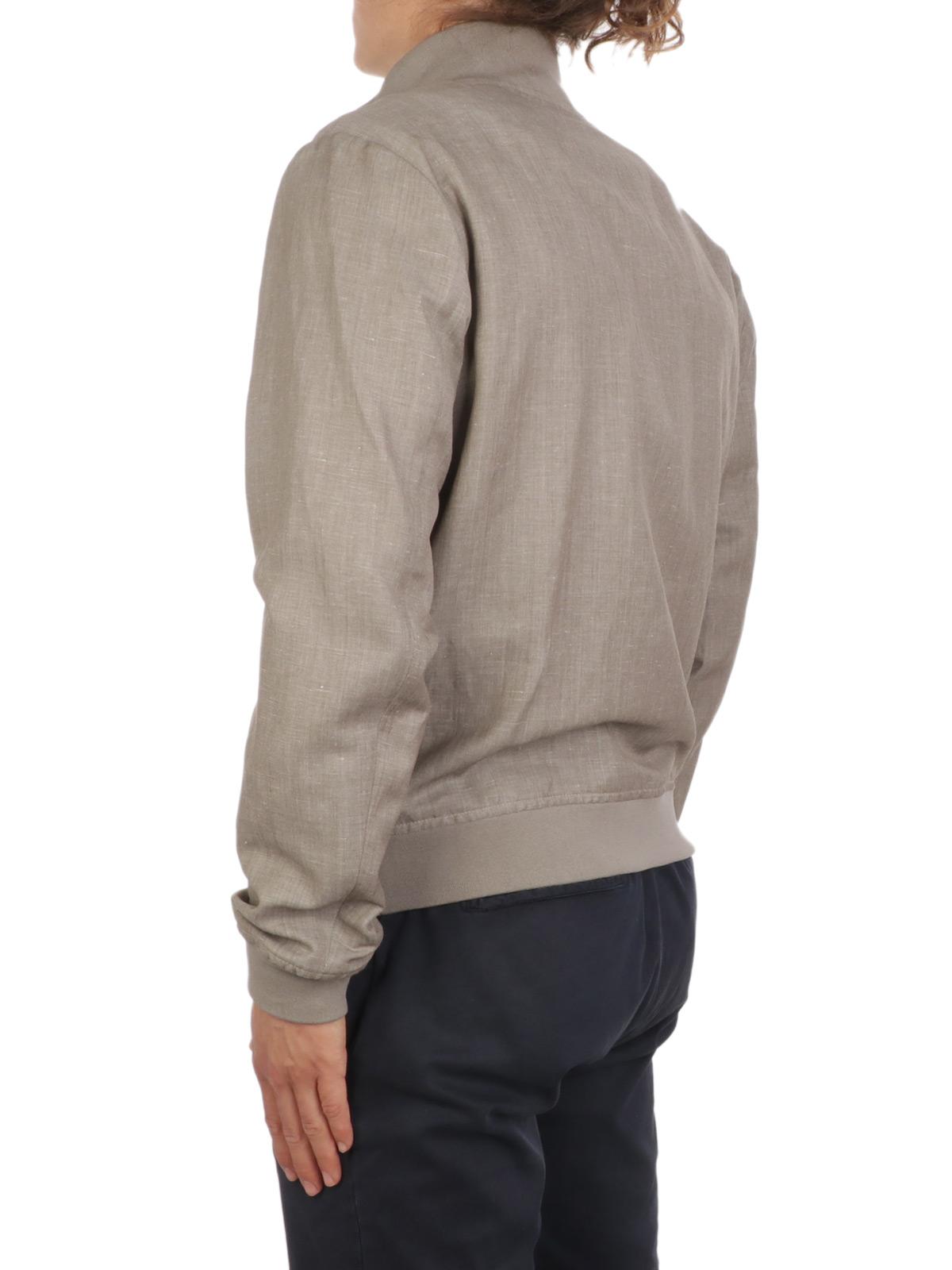 Picture of VALSTAR | Men's Wool and Linen Valstarino Jacket