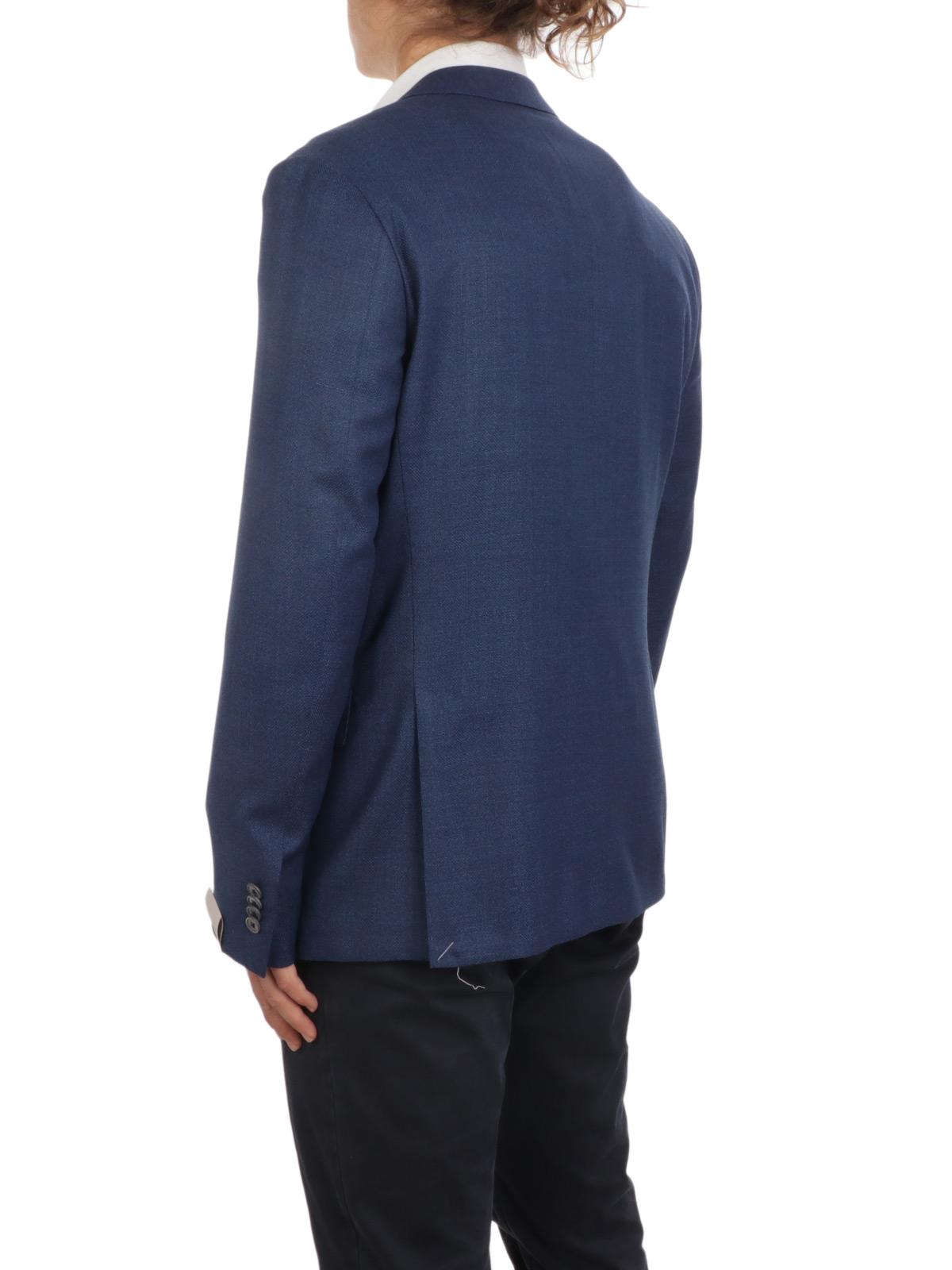 Picture of CORNELIANI   Men's Virgin Wool Blazer