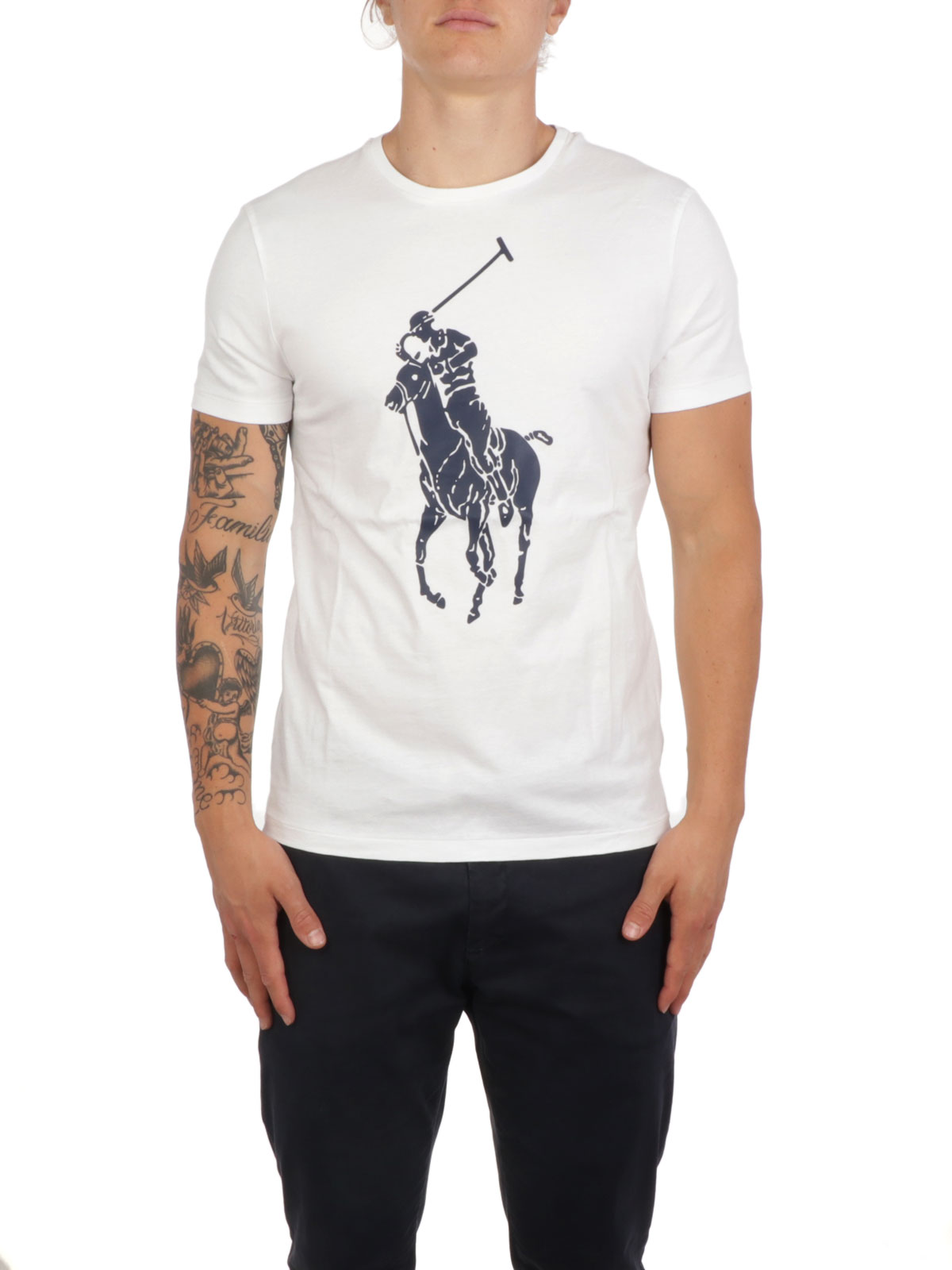 Immagine di POLO RALPH LAUREN | T-Shirt Uomo Stampa Big Pony