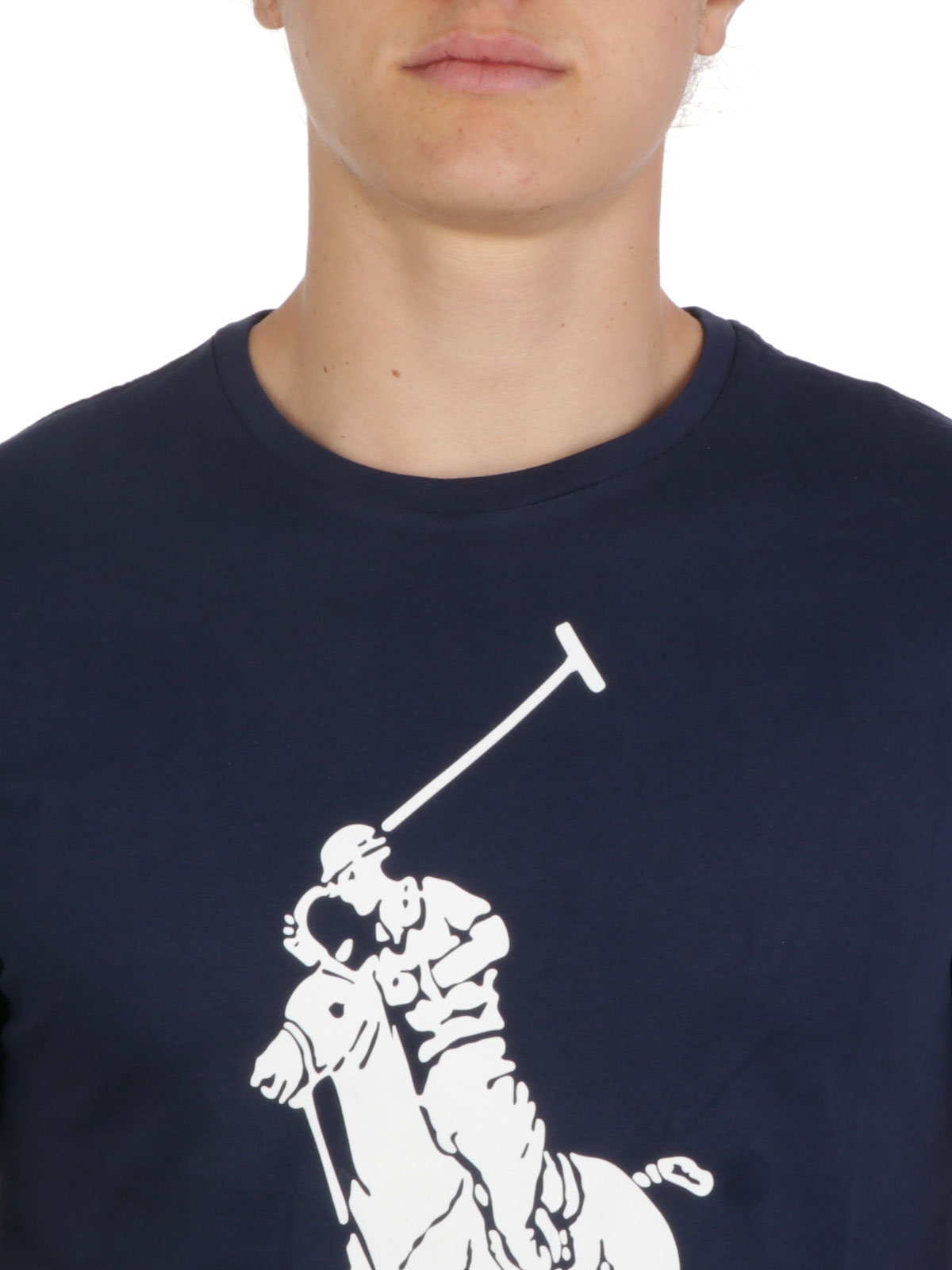 Picture of POLO RALPH LAUREN | Men's Big Pony Print T-Shirt