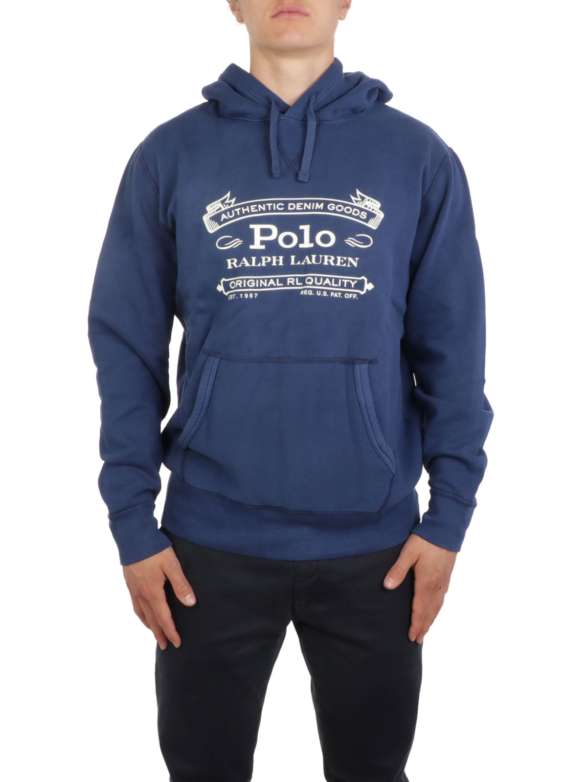 Picture of POLO RALPH LAUREN | Men's Hooded Sweatshirt