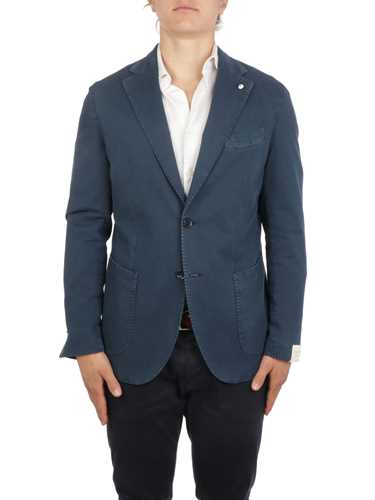 Picture of LBM 1911 | Men's Stretch Cotton Blazer