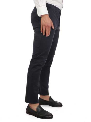 Picture of BRIGLIA 1949 | Men's Stretch Cotton Trousers