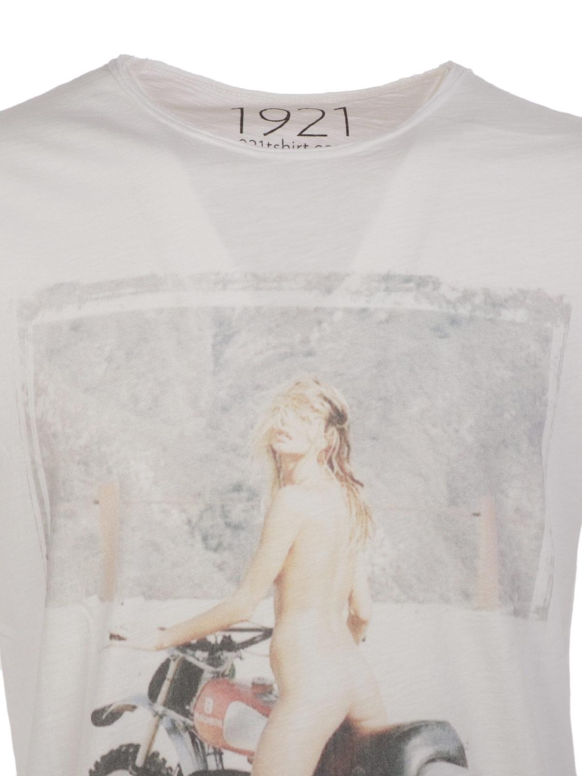 Picture of 1921 | Men's Biker Model T-Shirt LE