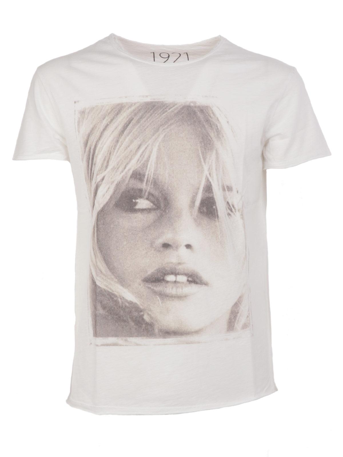 Immagine di 1921 | T-Shirt Uomo Brigitte Bardot
