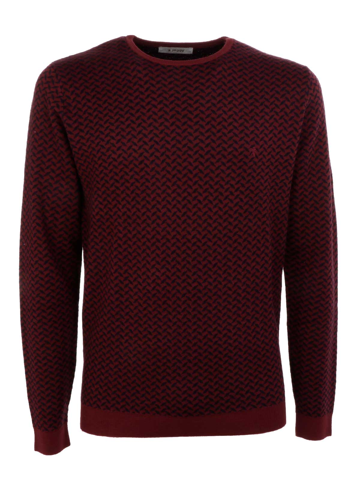 Picture of JAGGY | Men's Wool Jumper