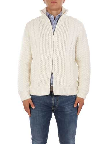 Picture of BROOKSFIELD | Men's Waffle Knit Cardigan