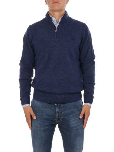Picture of BROOKSFIELD | Men's Wool Half Zip Sweater