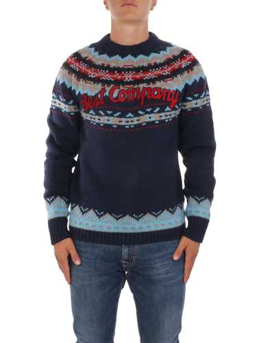 Picture of BEST COMPANY | Men's Patterned Wool Sweater