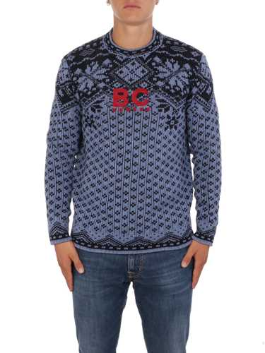 Picture of BEST COMPANY | Men's Patterned Wool Jersey