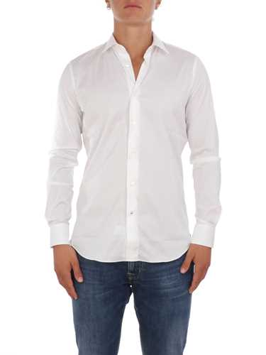Picture of AQUASCUTUM | Men's Stretch Cotton Shirt