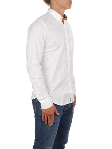 Picture of AQUASCUTUM | Men's Cotton Shirt with Pocket