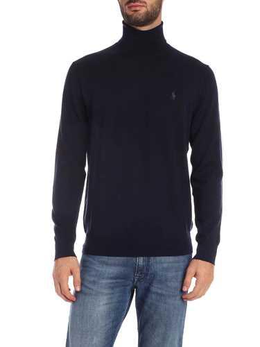 Picture of POLO RALPH LAUREN | Men's Merino Tutleneck Sweater