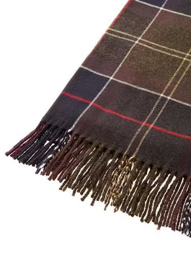 Picture of BARBOUR | Men's Hailes Tartan Wrap