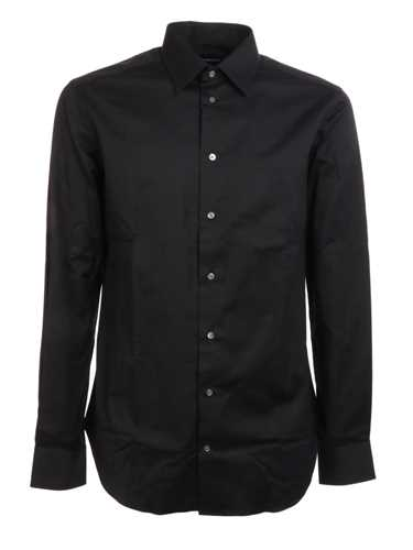 Picture of EMPORIO ARMANI | Men's Stretch Slim Fit Shirt