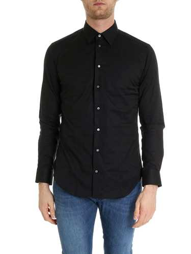 Immagine di EMPORIO ARMANI | Camicia Uomo Stretch Slim Fit