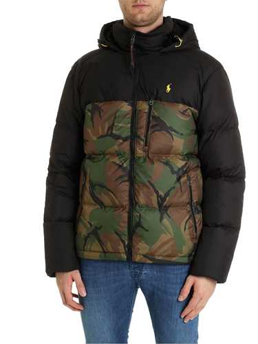 Picture of POLO RALPH LAUREN | Men's Camouflage Down Jacket