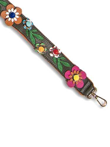 Picture of FEZ BY FEZ | Floral Shoulder Strap