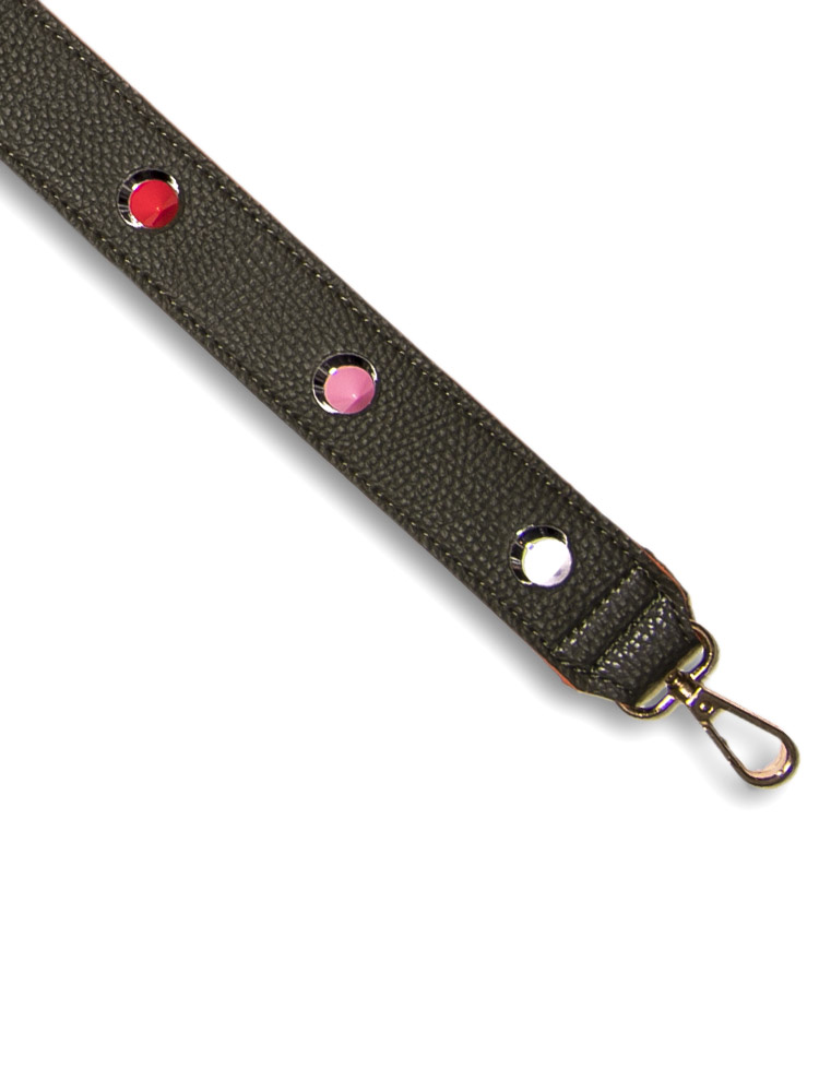 Picture of FEZ BY FEZ | Bejeweled Shoulder Strap