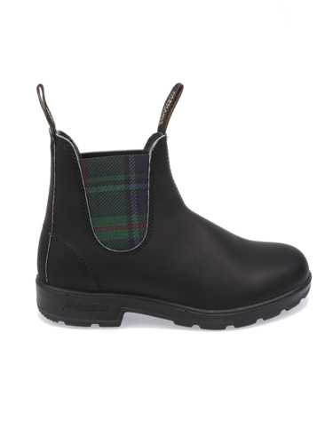 Picture of BLUNDSTONE | Women's Leather Tartan Ankle Boot