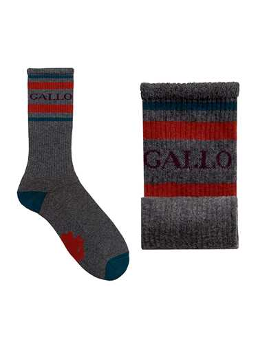 Picture of GALLO | Men's Terry Crew Short Socks