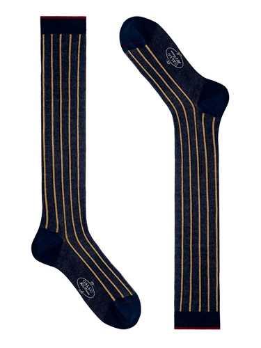 Immagine di GALLO | Calze Uomo Twin Rib in Cotone
