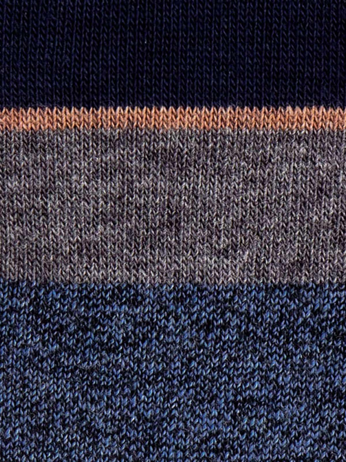 Picture of GALLO   Men's Striped Cotton Long Socks