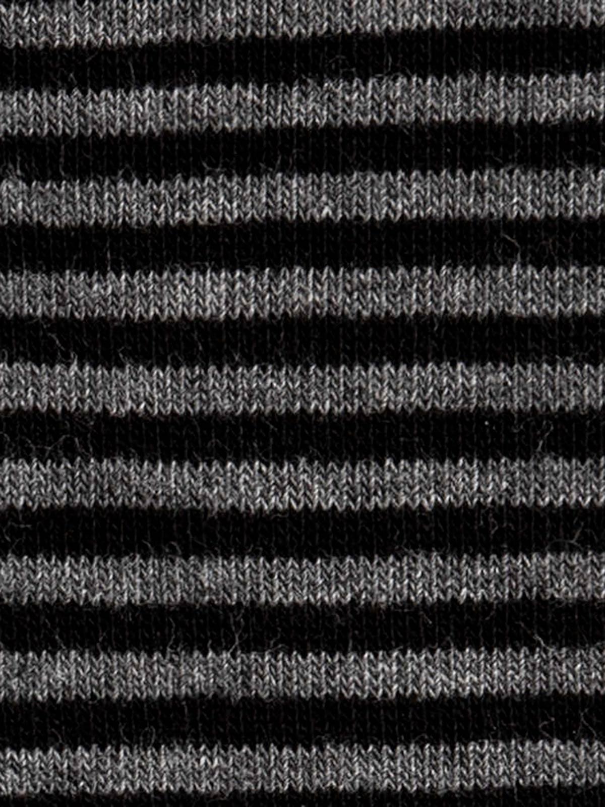 Picture of GALLO | Men's Striped Cotton Short Socks