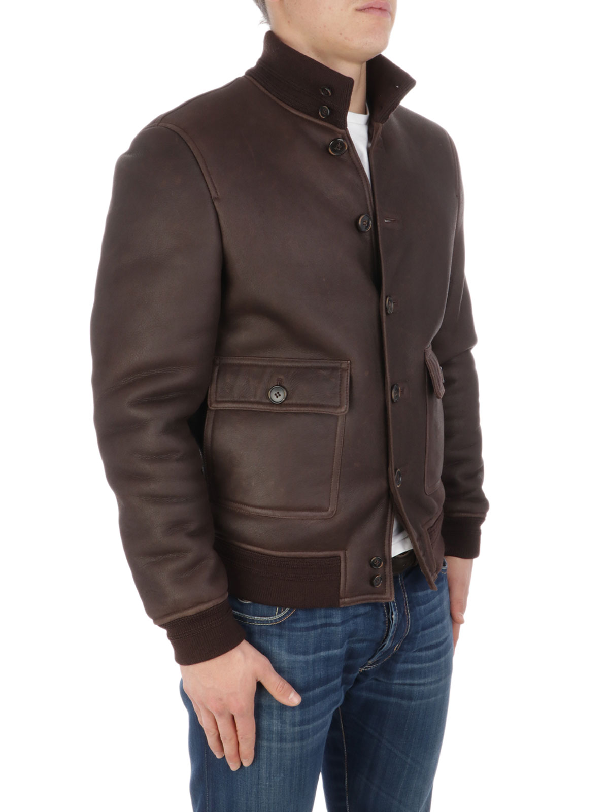 Picture of VALSTAR | Men's Valstarino Polished Shearling