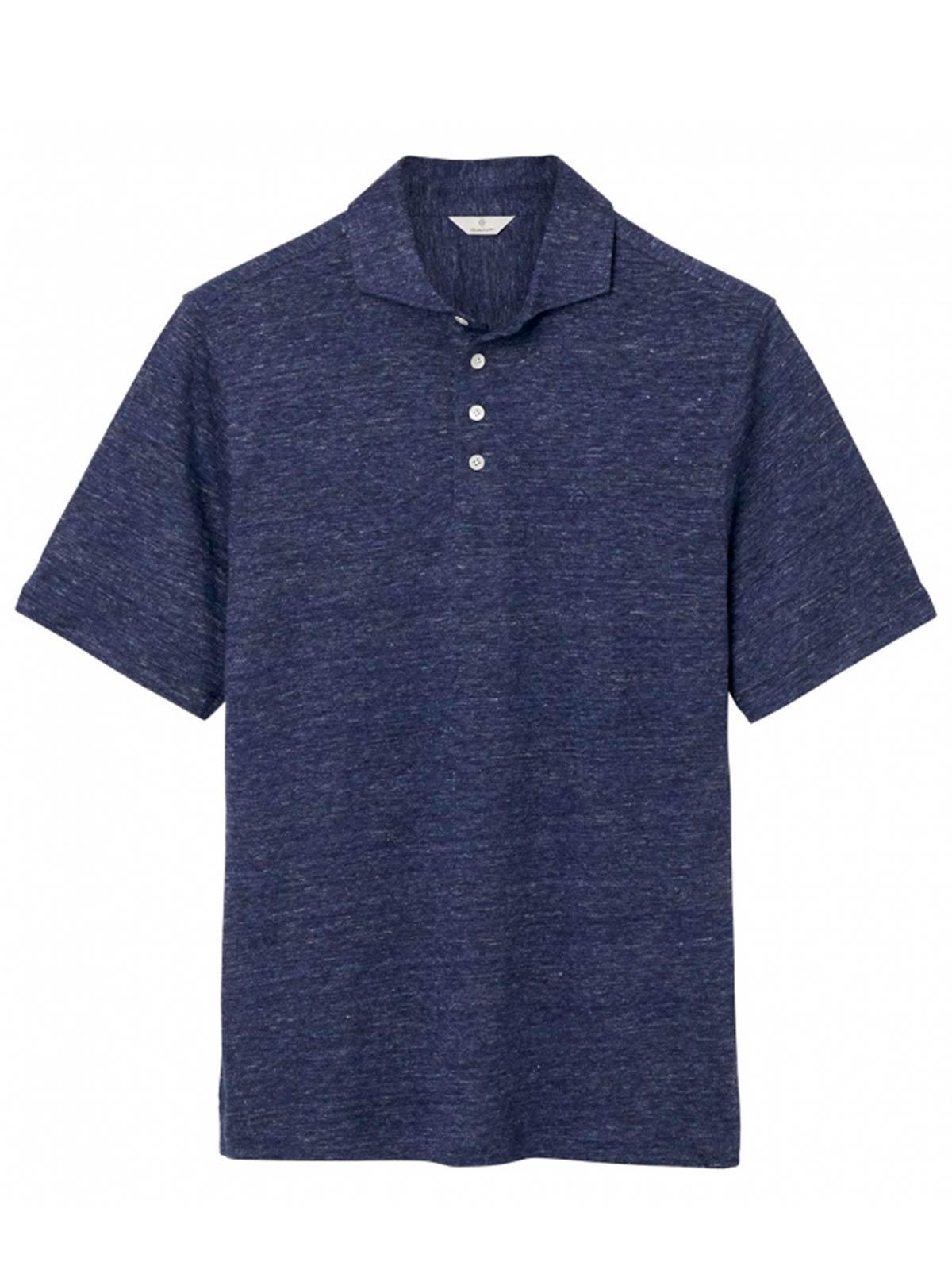 Picture of GANT | Men's Linen Polo Shirt