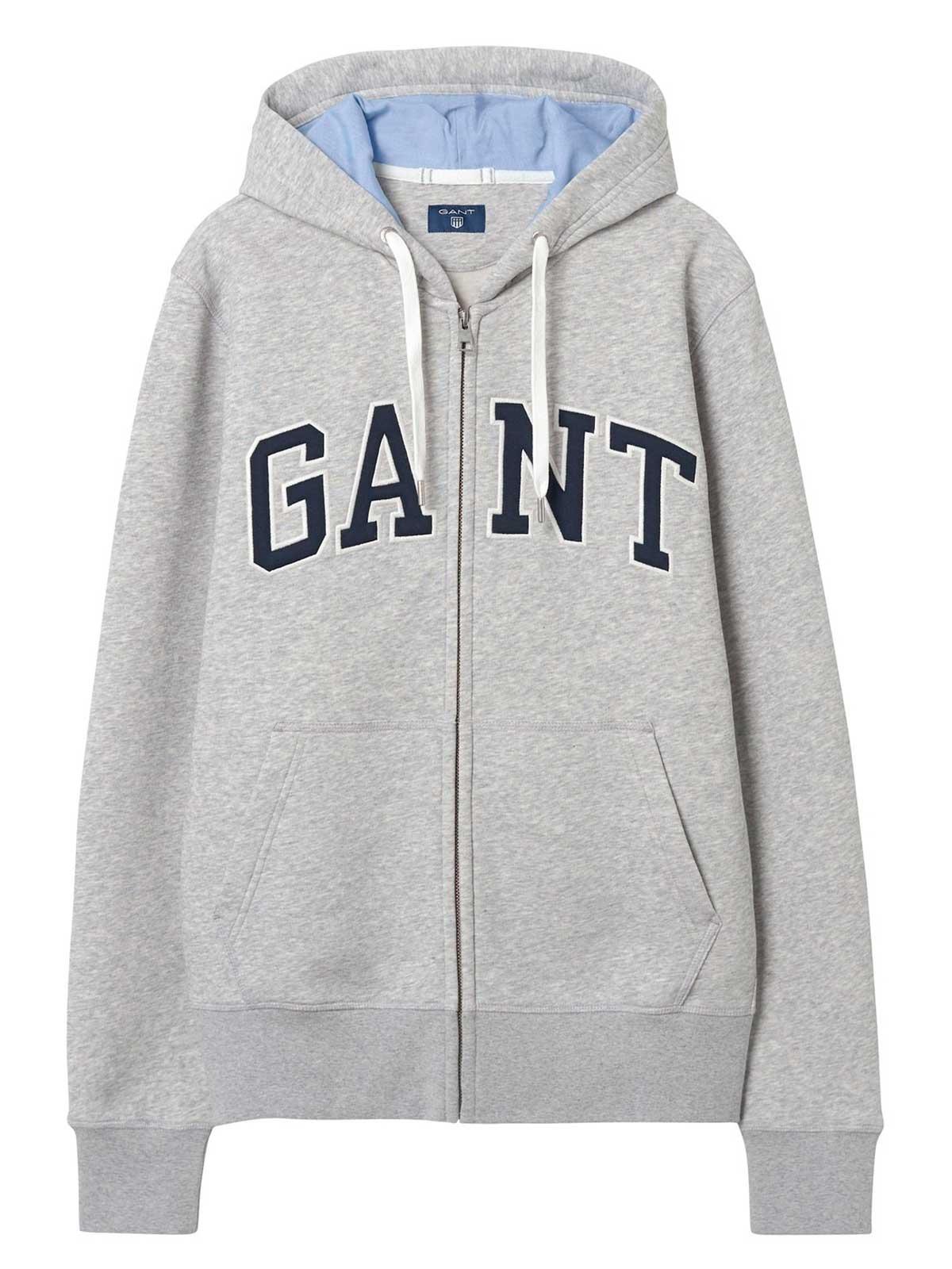 Picture of GANT | Men's Hoodie Full-Zip