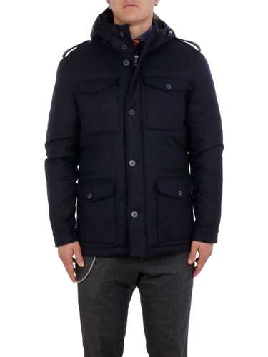 Picture of BORRELLI | Men's Padded Field Jacket