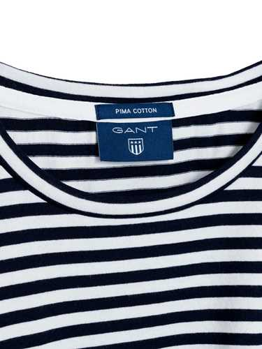 Picture of GANT | T-SHIRT O2. REPEAT STRIPE SS T-SHIRT