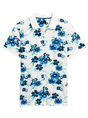 Immagine di GANT | POLO O2. ALL OVER FLORAL PIQUE SS RUGGER