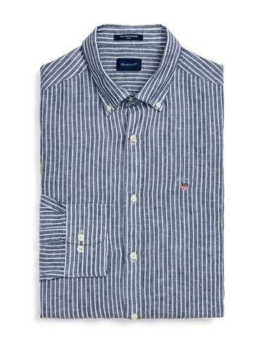 Picture of GANT | Camicie THE LINEN BANKER SLIM BD