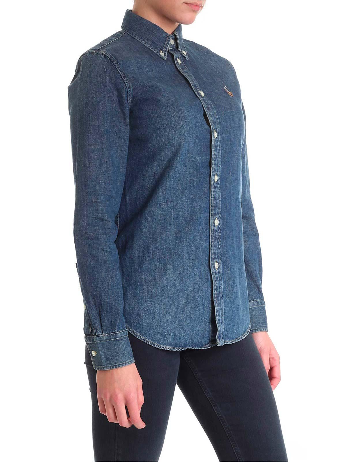 Picture of POLO RALPH LAUREN | Women's Denim Shirt