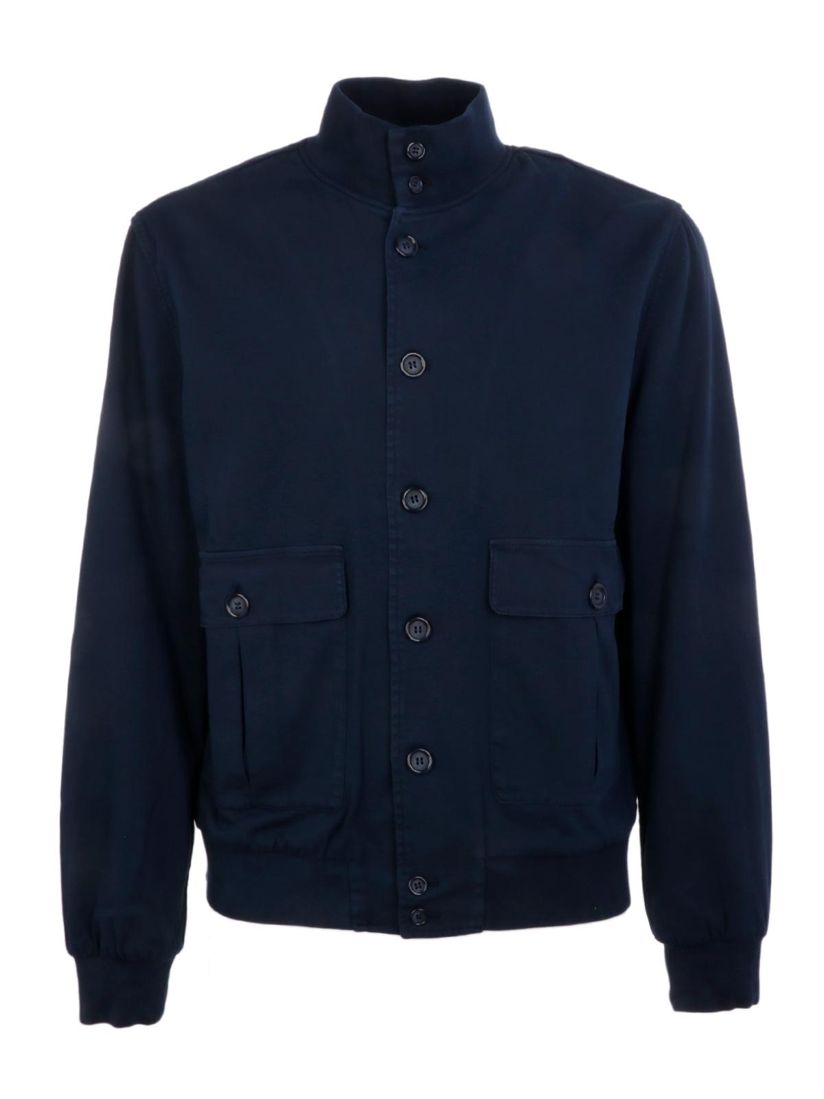 Picture of BROOKSFIELD | Men's Cotton Bomber Jacket