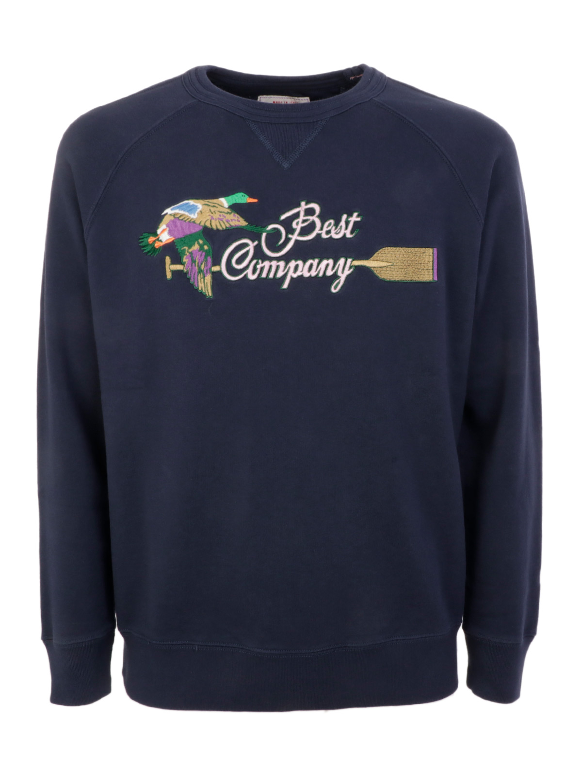 Picture of BEST COMPANY | Men's Embroidered Sweatshirt
