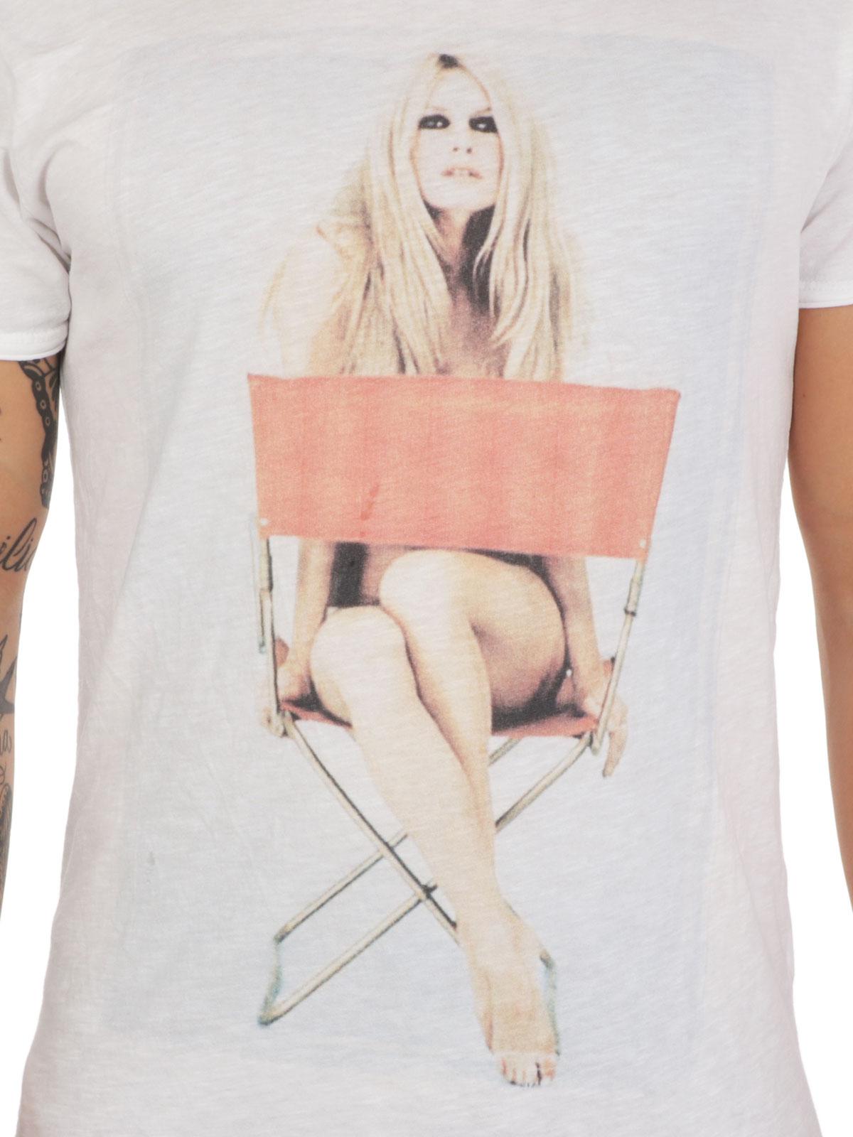 Immagine di 1921 | T-Shirt Uomo Brigitte Bardot Chair