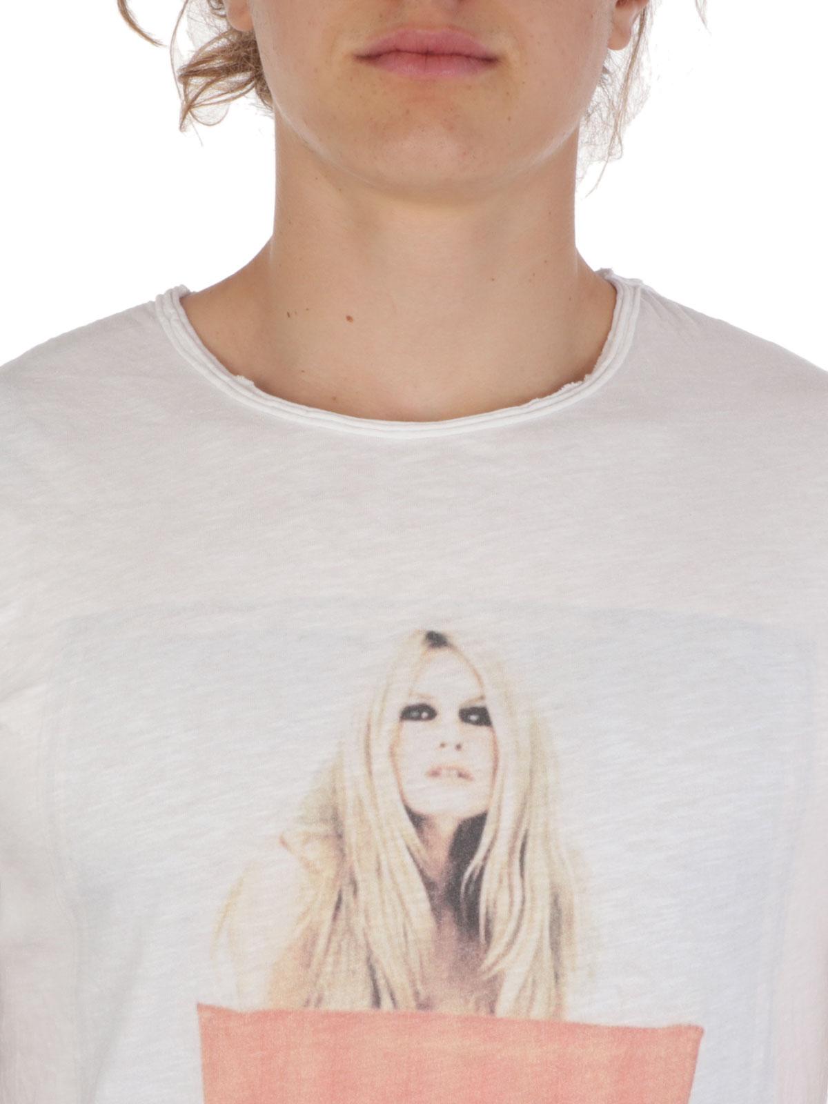 Picture of 1921 | Men's Brigitte Bardot Chair T-Shirt