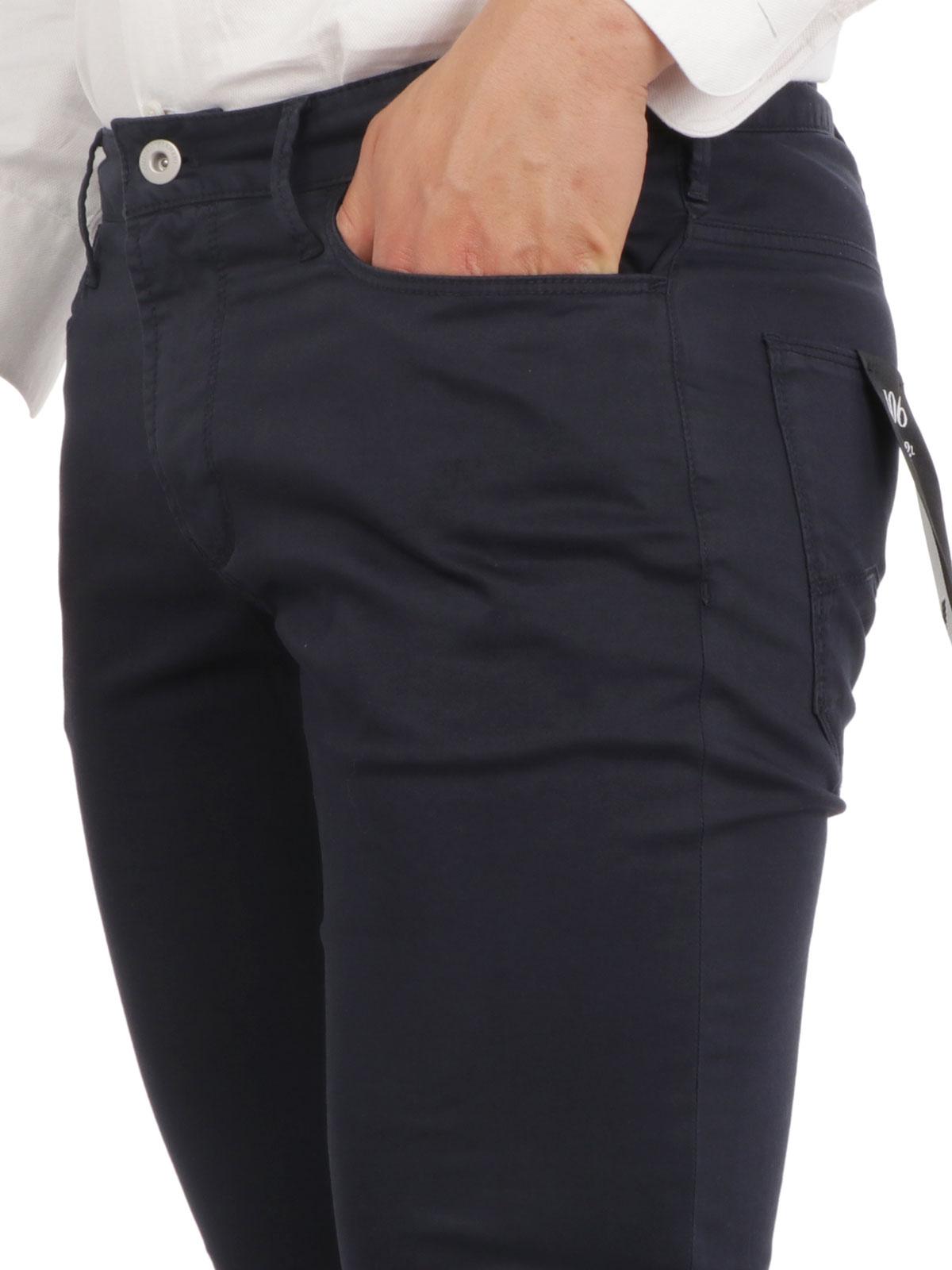Immagine di EMPORIO ARMANI | Pantaloni Uomo Elasticizzati