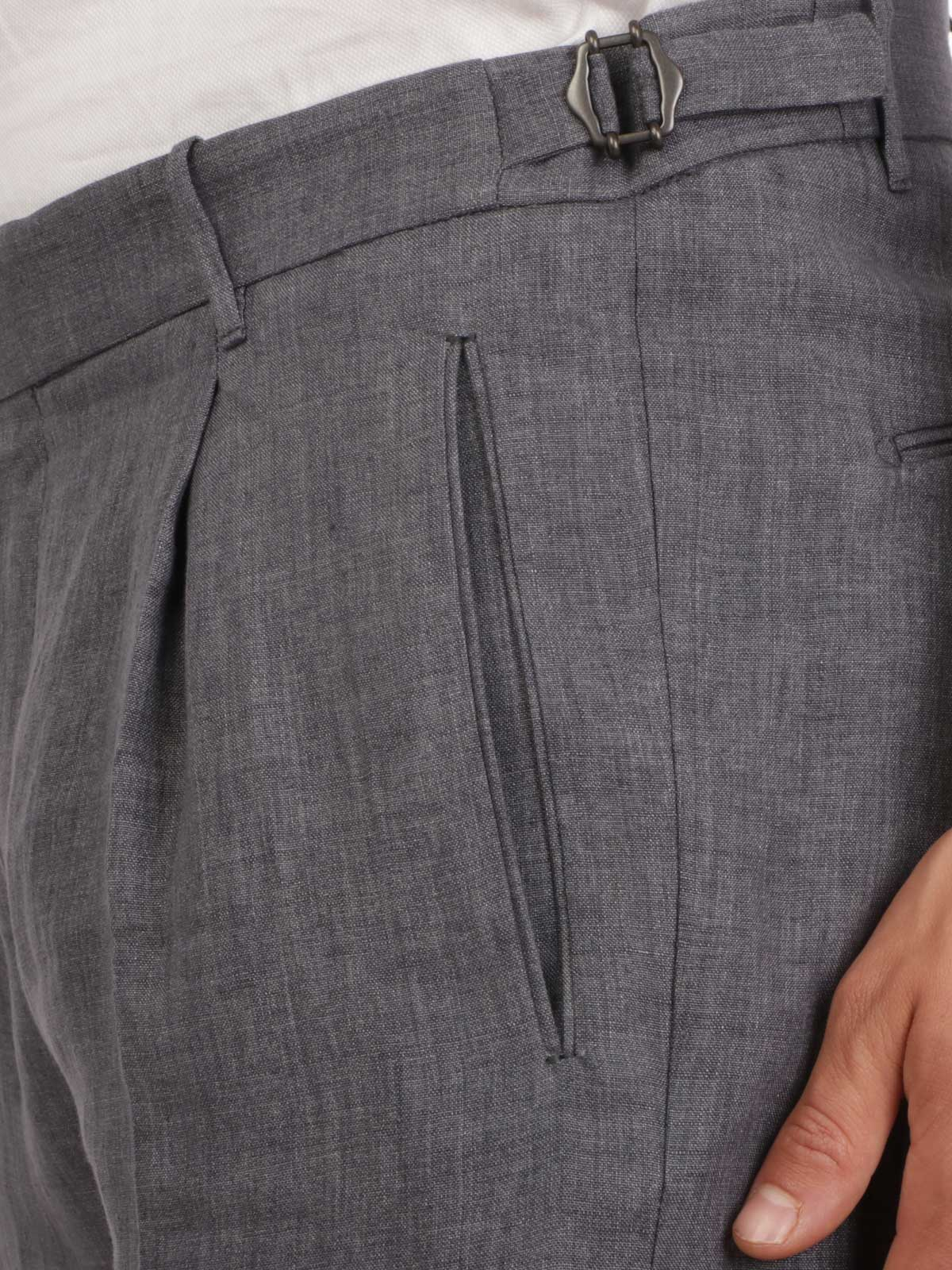 Immagine di BERWICH | Pantalone Uomo in Lino