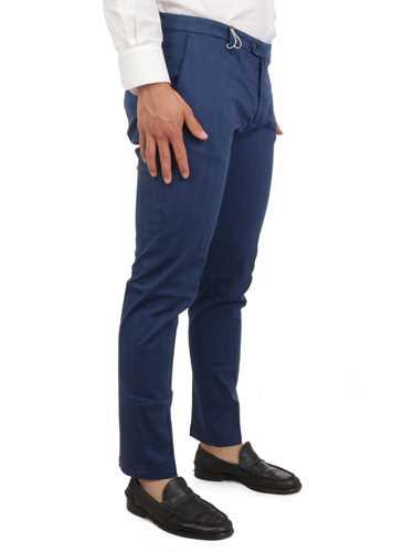 Immagine di BRIGLIA 1949 | Pantalone Uomo in Cotone Rigato